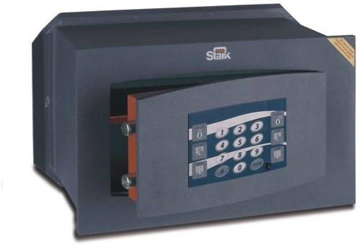 SCE8D100 Caja Fuerte de Empotrar Electrónica, 10 L Volumen: Amazon ...