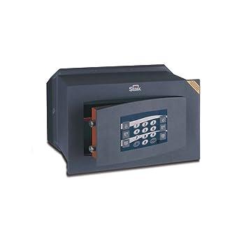 SCE8D58 Caja Fuerte de Empotrar Electrónica 8 mm, 5.8 L Volumen ...