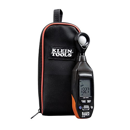 Digital Light Meter Klein Tools ET130