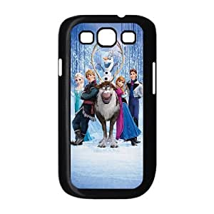 C-EUR Phone Case Frozen Hard Back Case Cover For Samsung Galaxy S3 I9300