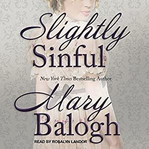 Slightly Sinful Audiobook