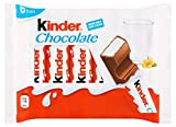 Kinder Chocolate 6 Medium Bars 126g (4.41 oz.) - Best Reviews Guide