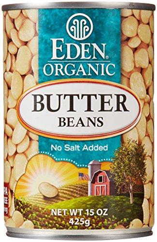 Eden Organic Butter Beans, 15 Oz