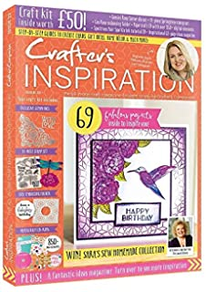 Crafters Companion Crafters Inspiration Magazine Issue 20 MAG-CI20