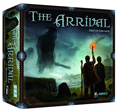 The Arrival Board Game Overview