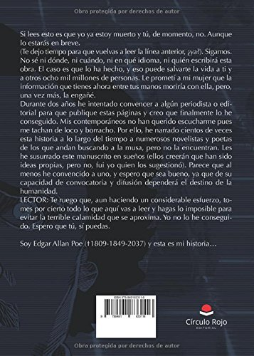 Regreso al futuro de Edgar Allan Poe (Spanish Edition): Manuel Pociello: 9788491833116: Amazon.com: Books