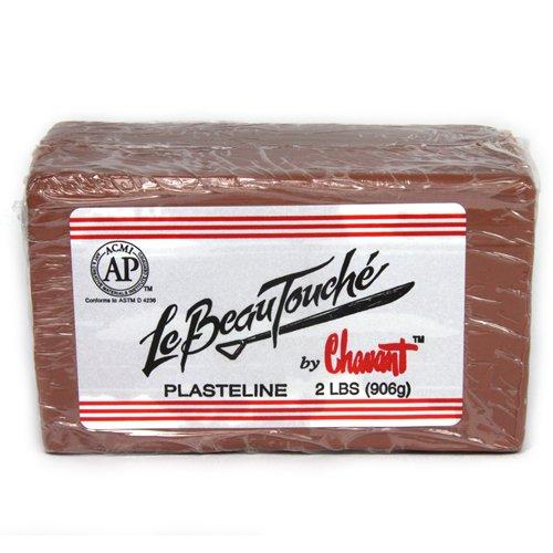Chavant Le Beau Touche (Brown) -- 40lb Case by Chavant (Image #1)