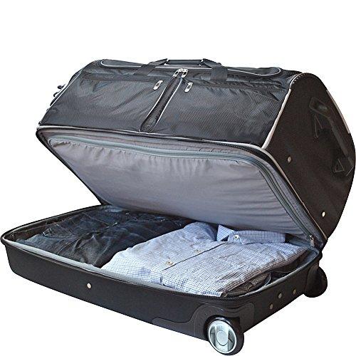 Ecogear 28in Wheeled Duffel with Garment Rack by ecogear (Image #3)
