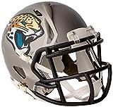 Riddell Chrome Alternate NFL Speed Authentic Mini Helmet Jacksonville Jaguars