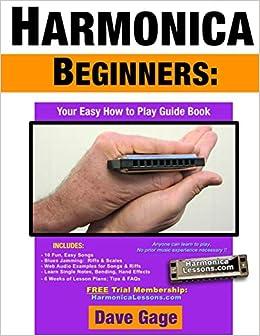 Amazon com: Harmonica Beginners - Your Easy How to Play