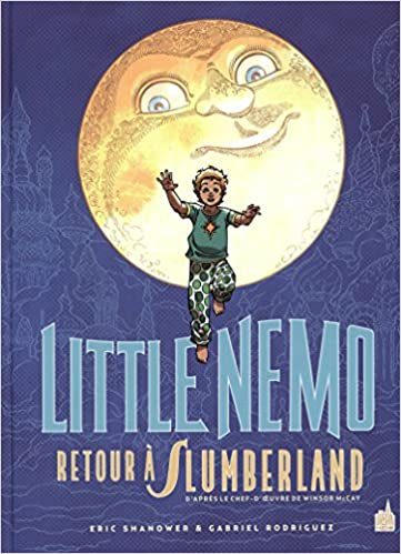 Livres Little Nemo  : Retour à Slumberland epub pdf