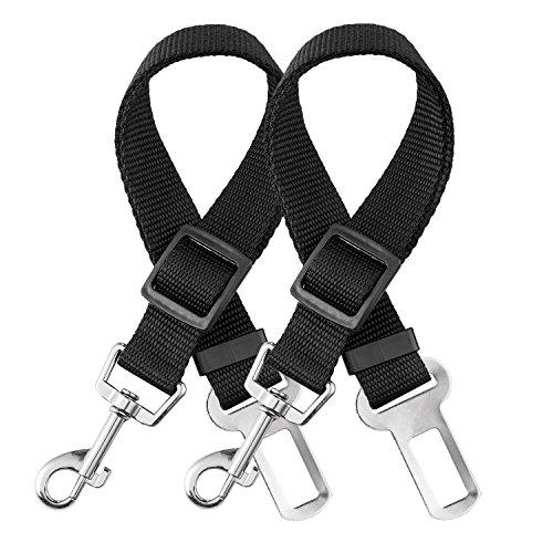 Dog Seat Belt, CYTIK Vehicle Harnesses Car Safety Seatbelt Tether ...
