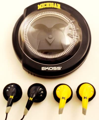 Koss Sportbuds Stereo Earphones 2-Pack with Wind Up Storage Case