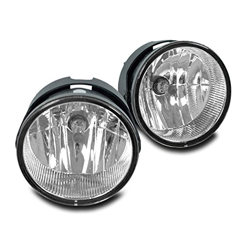 Ranger Driving Ford (ZMAUTOPARTS Ford Expedition / Ranger Bumper Driving Fog Lights Lamps Chrome)