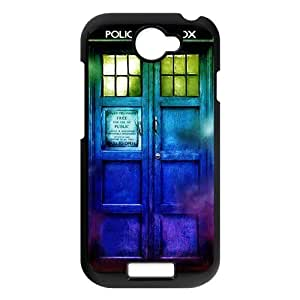Artsalong Doctor Who Police Box Tardis Vintage Durable Case Cover fits for HTC ONE S by Maris's Diary