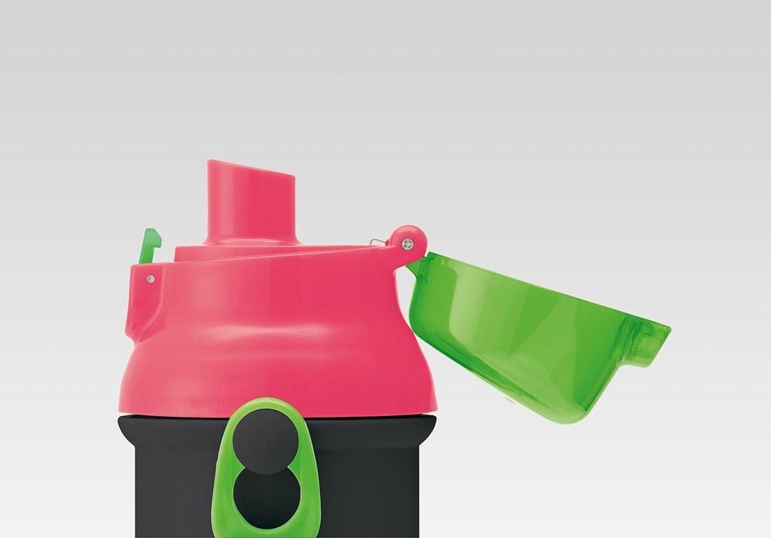 Skater Childrens Water Bottle 480ml purawantatti Bottle supuratoxu-n 2/PSB5SAN