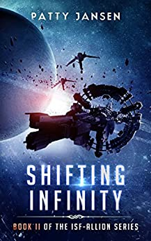 Shifting Infinity (ISF-Allion Book 2) by [Jansen, Patty]