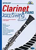 Jazz Swing Duets for Clarinet & Piano +CD