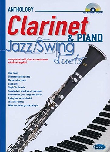 - Jazz Swing Duets for Clarinet & Piano +CD