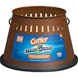 Lawn & Patio - Cutter Citro Guard Candle (Triple Wick) (HG-95784) (20 oz)