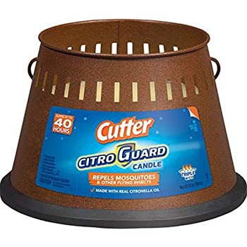 Cutter Citro Guard Candle (Triple Wick) (HG-95784) (20 oz)