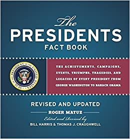 Book By Roger Matuz - Presidents Fact Book Revised and Updated!: The Achievements, Camp (Rev Upd) (2015-01-21)