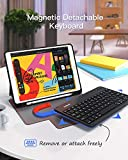 Inateck iPad Keyboard Case Fits for 10.2 Inch
