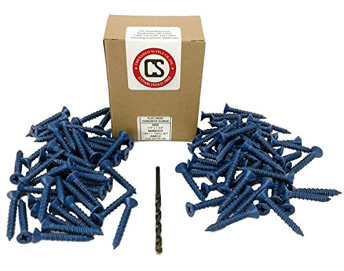 Buy screw for concrete