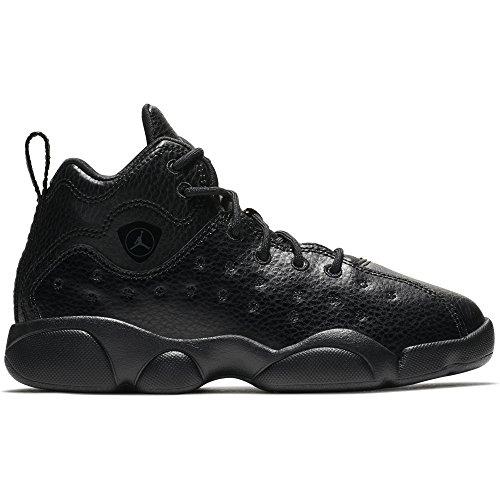 088358a69e89ad ... order jordan kids jumpman team ii ps black dark smoke grey size 1.5 by  jordan d9121 uk nike grade school ...