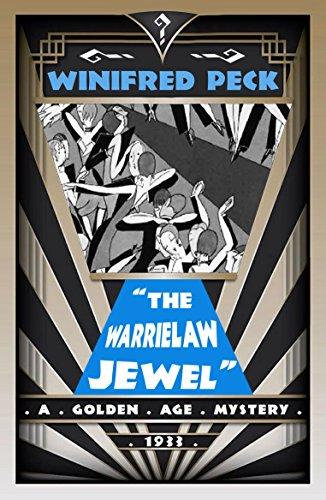 The Warrielaw Jewel by [Peck,Winifred]