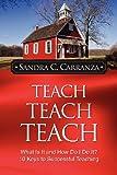 Teach, Teach, Teach, Sandra C. Carranza, 1890900753