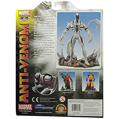Marvel Select Anti-Venom Action Figure(Discontinued by manufacturer): Toys & Games