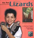 img - for My Pet Lizards (All about Pets) book / textbook / text book