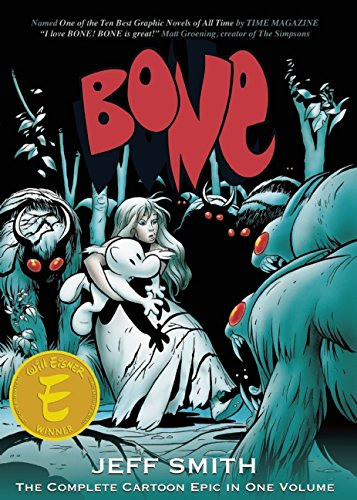 Bone: The Complete Cartoon Epic in One Volume - Complete Graphic