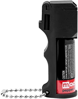 product image for Mace Brand PepperGuard, Self Defense, Police Strength Pepper Spray with UV Dye