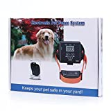 Best Ground Dog Fences - Vjoy Electronic Fencing System Ground-in Waterproof Rechargeable Wireless Review