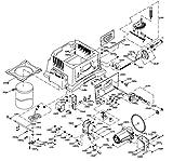 Sears Craftsman Motor Armature Bearing