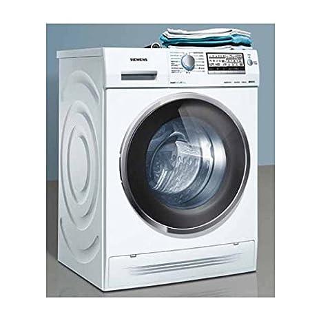Siemens WD15H548EP Independiente Carga frontal A Blanco lavadora ...