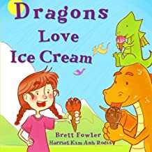Dragons Love Ice Cream