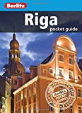 img - for Berlitz: Riga Pocket Guide (Berlitz Pocket Guides) book / textbook / text book