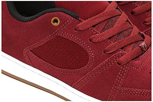 ES Accel slim Chaussures BORDEAUX, 12 UK