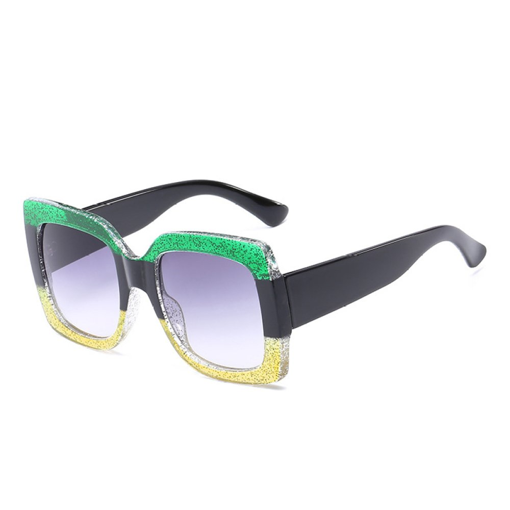 Señora Retro Gafas De Sol Protección UV Moda Gafas De Sol Playa Viajes Espejo De Conducción,C7-S: Amazon.es: Hogar