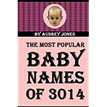 The Most Popular Baby Names of 3014