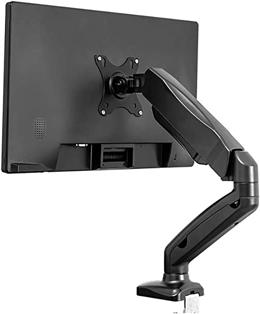 HX Soporte de Monitor de Escritorio para PC, Abrazadera de Banco ...