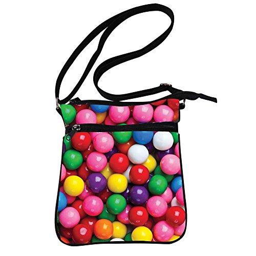 Women's Gumball Candy Cross Body Bag