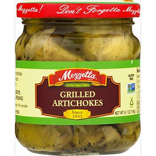 Mezzetta Artichoke Grilled
