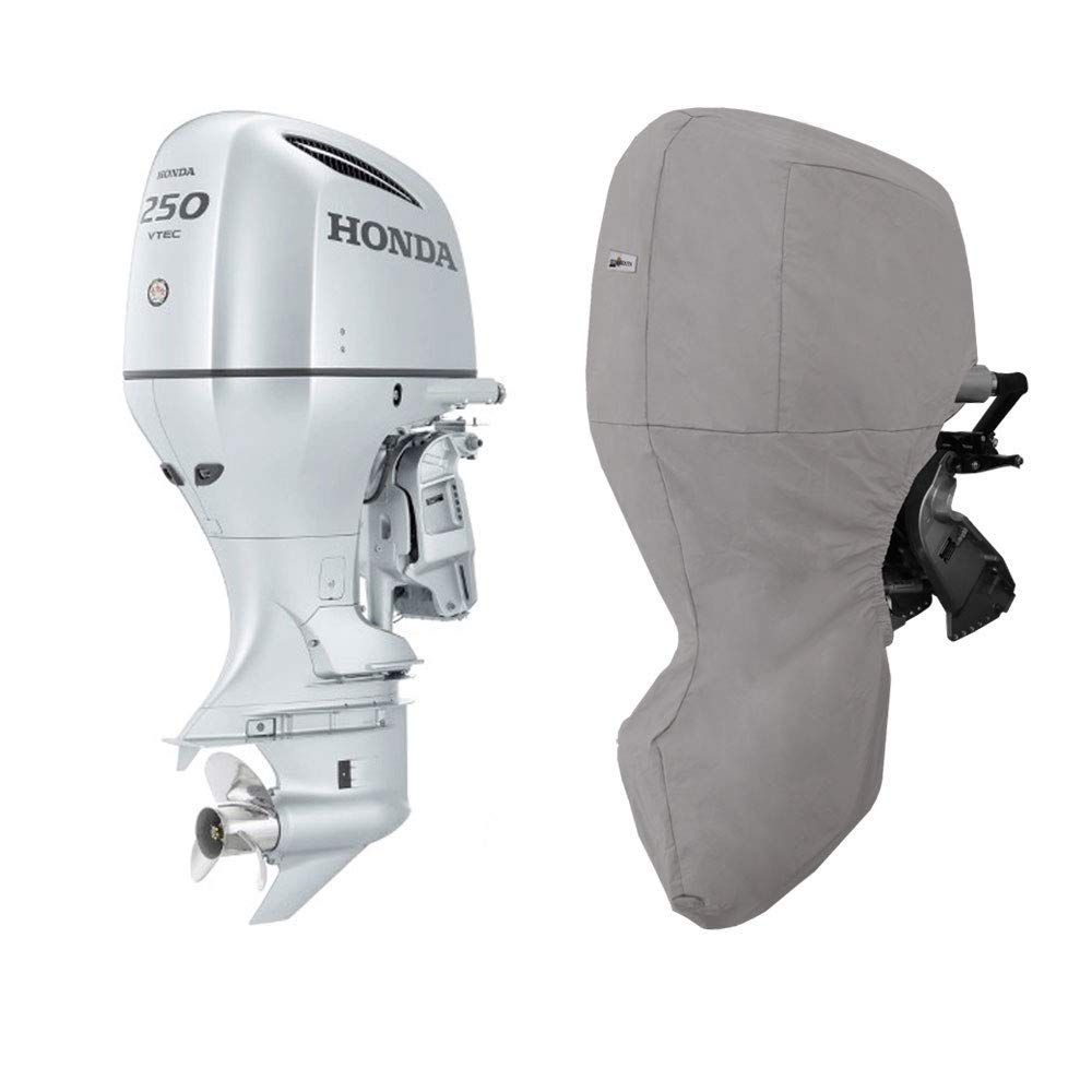 Oceansouth Full Cover for Honda Outboard Motor//Storage BF2.3 to BF250
