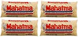 Mahatma Extra Long Grain Enriched Rice - Naturally Sodium Free & Fat Free - Net Wt. 16 OZ (454 g) Each - Pack of 4