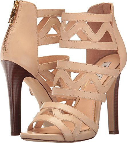 Boho-Chic Vacation & Fall Looks - Standard & Plus Size Styless - Rachel Zoe Women's Sengal Nude Calf Sandal