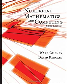 Numerical mathematics and computing e ward cheney david r customers who viewed this item also viewed fandeluxe Image collections